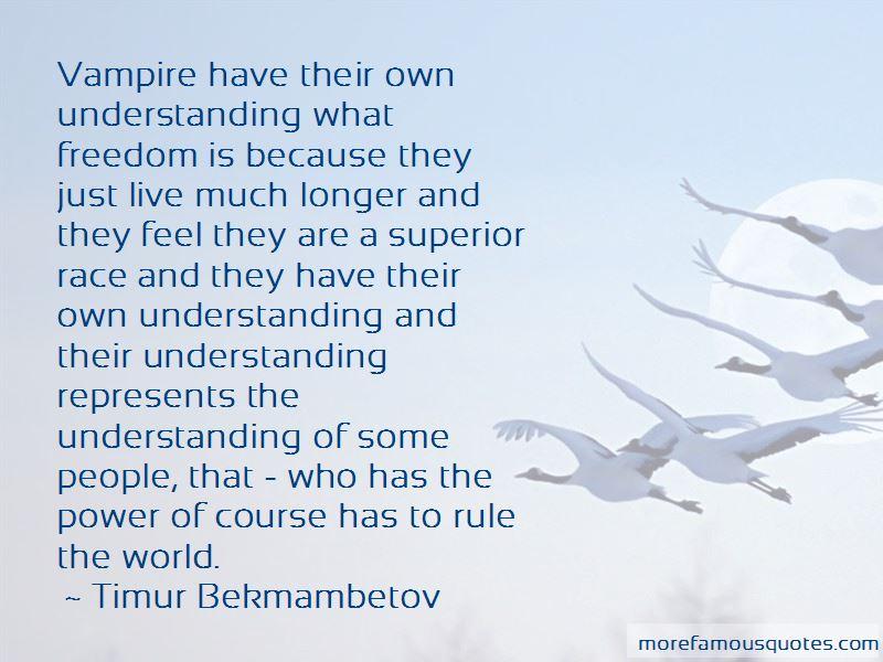 Timur Bekmambetov Quotes Pictures 4