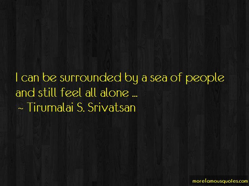 Tirumalai S. Srivatsan Quotes Pictures 4