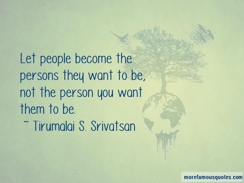 Tirumalai S. Srivatsan Quotes