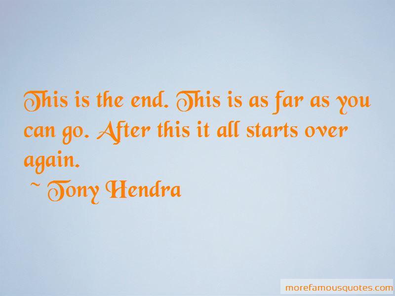 Tony Hendra Quotes Pictures 2