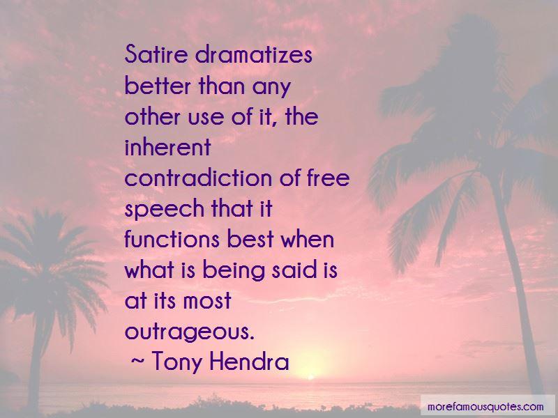 Tony Hendra Quotes Pictures 3