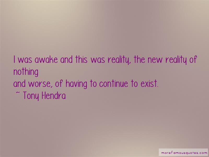 Tony Hendra Quotes