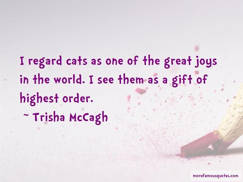 Trisha McCagh Quotes