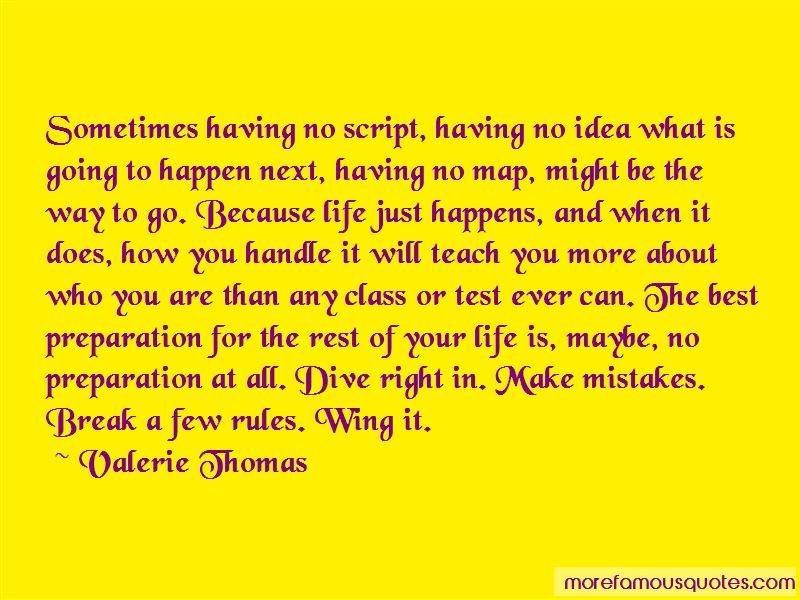 Valerie Thomas Quotes Pictures 2