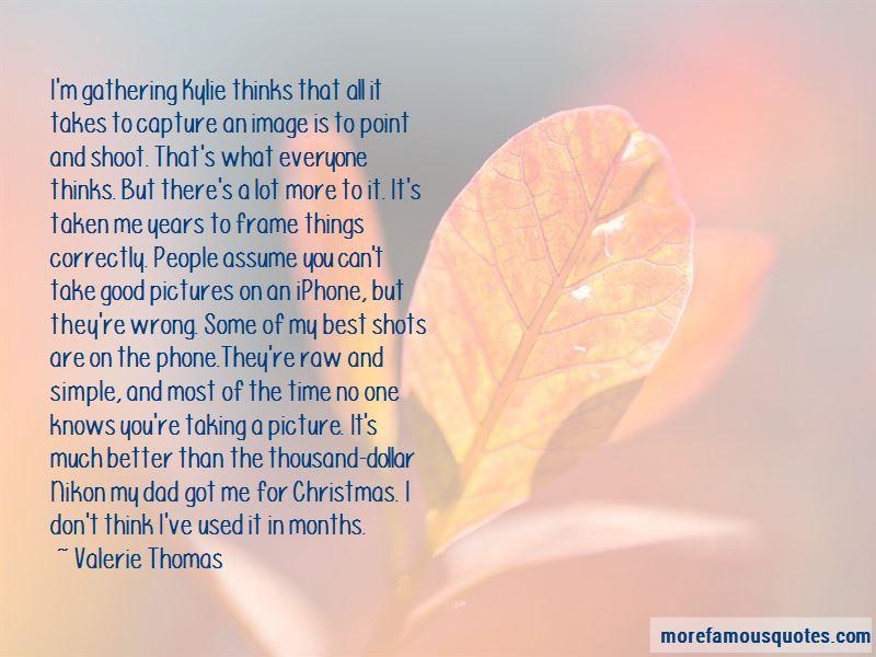 Valerie Thomas Quotes Pictures 3
