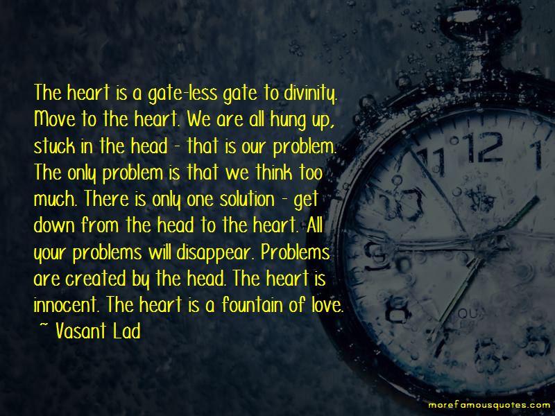 Vasant Lad Quotes Pictures 3