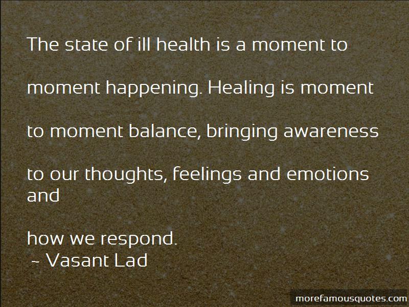 Vasant Lad Quotes Pictures 4