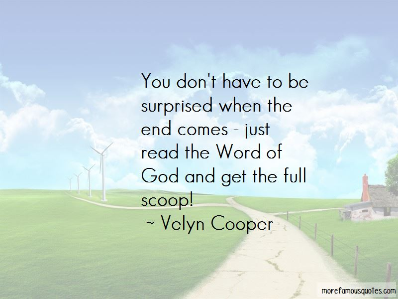 Velyn Cooper Quotes Pictures 2