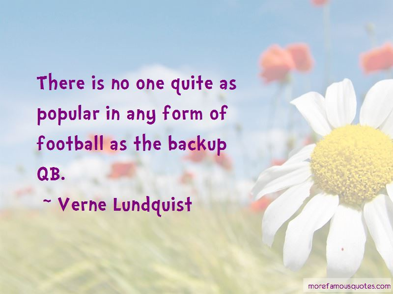 Verne Lundquist Quotes Pictures 2