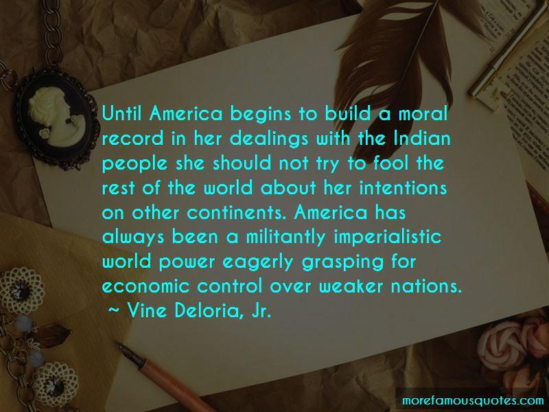 Vine Deloria, Jr. Quotes Pictures 2