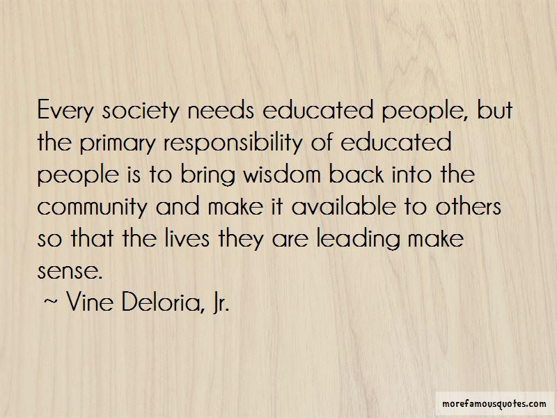 Vine Deloria, Jr. Quotes Pictures 3