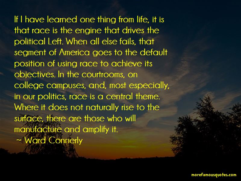 Ward Connerly Quotes Pictures 2