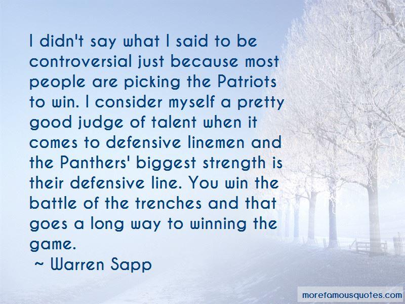 Warren Sapp Quotes Pictures 2