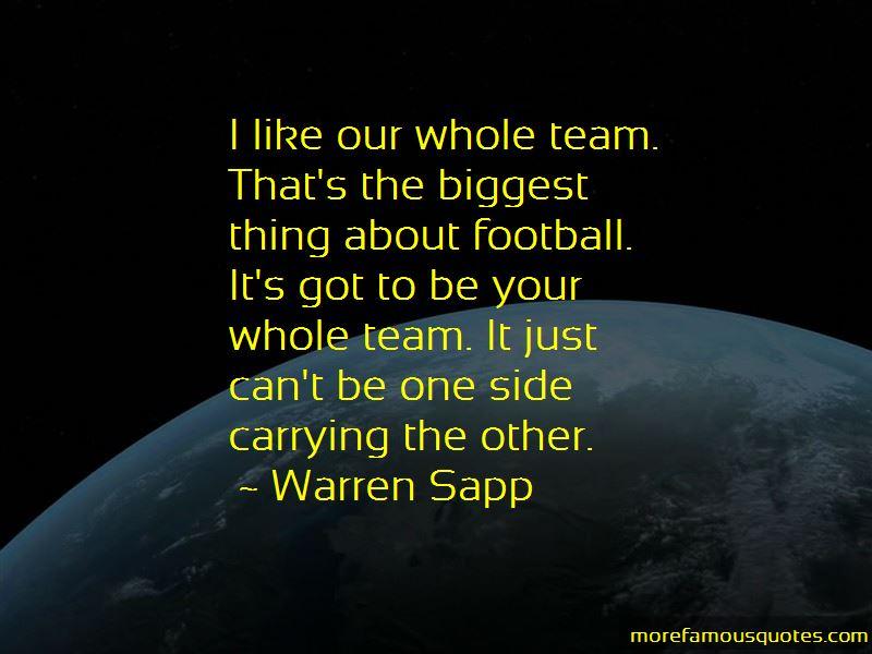Warren Sapp Quotes