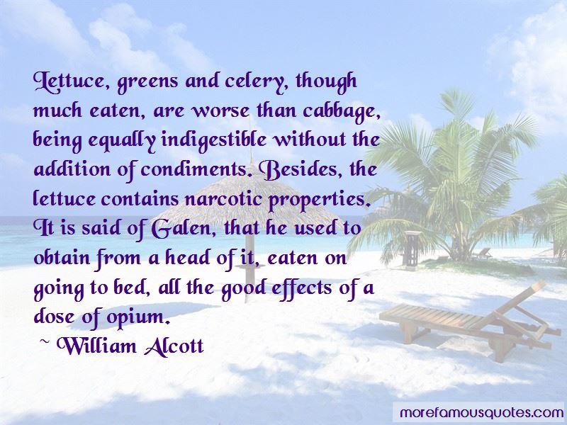 William Alcott Quotes