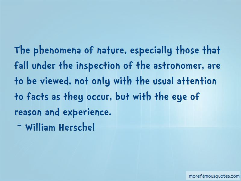William Herschel Quotes Pictures 2