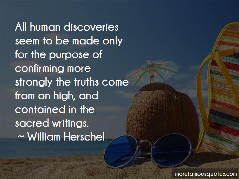 William Herschel Quotes