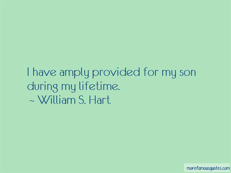 William S. Hart Quotes Pictures 2