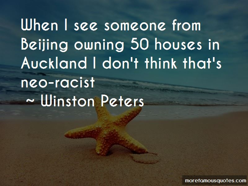 Winston Peters Quotes Pictures 2