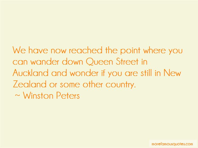 Winston Peters Quotes Pictures 3