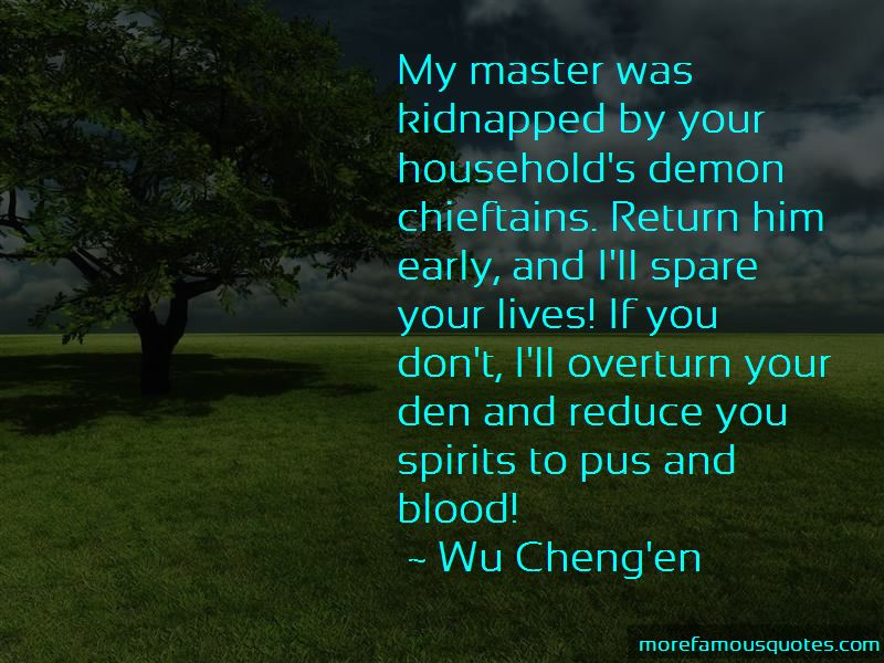 Wu Cheng'en Quotes Pictures 4