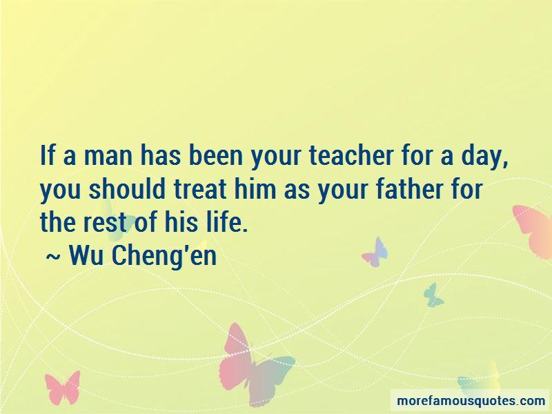 Wu Cheng'en Quotes