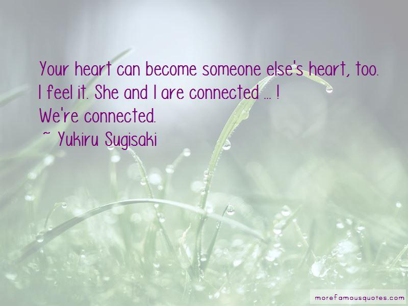 Yukiru Sugisaki Quotes Pictures 3