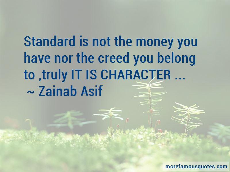 Zainab Asif Quotes