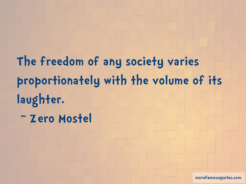 Zero Mostel Quotes Pictures 2