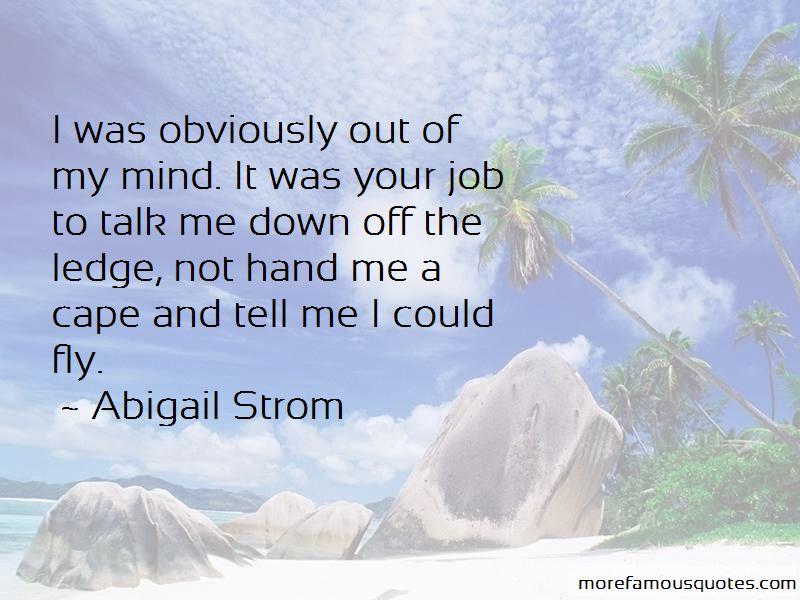 Abigail Strom Quotes Pictures 3