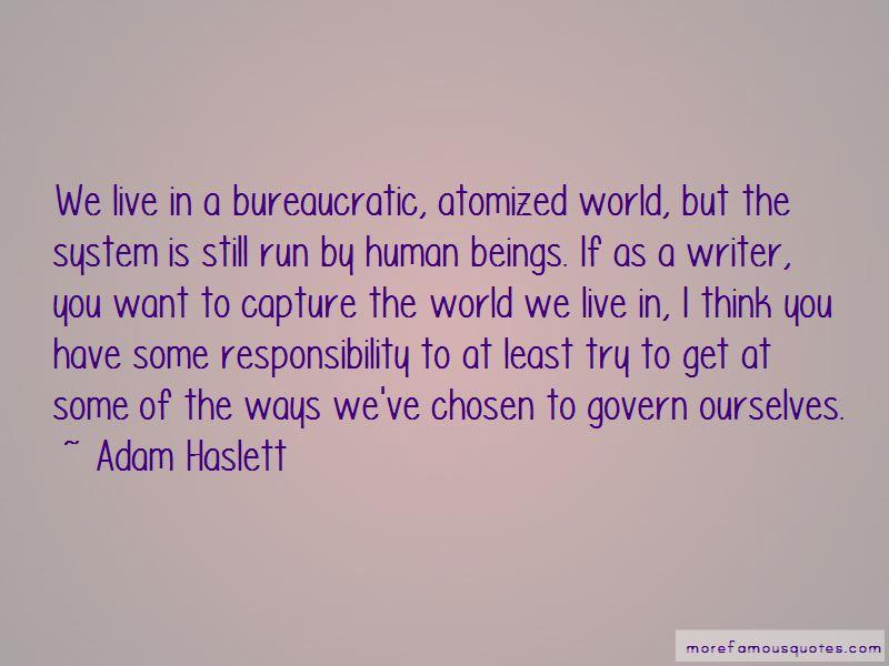 Adam Haslett Quotes