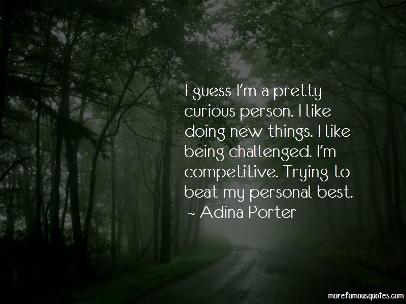 Adina Porter Quotes Pictures 3