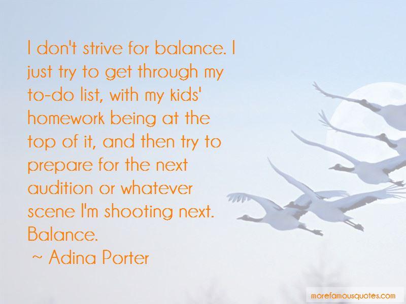 Adina Porter Quotes Pictures 4
