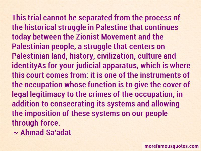 Ahmad Sa'adat Quotes Pictures 3