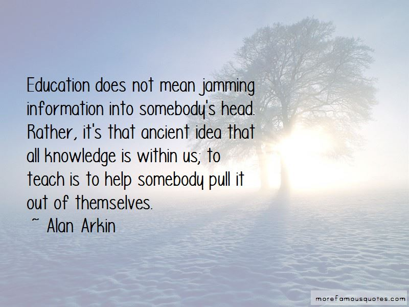 Alan Arkin Quotes Pictures 2