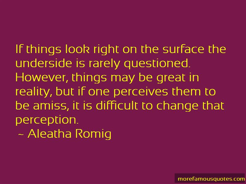Aleatha Romig Quotes Pictures 3
