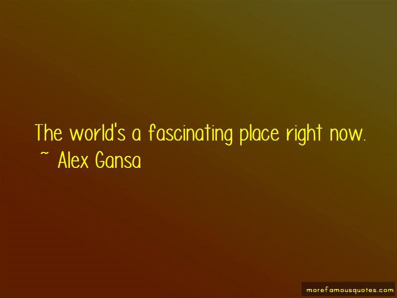 Alex Gansa Quotes