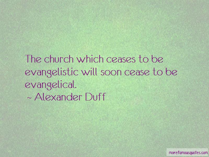 Alexander Duff Quotes Pictures 2