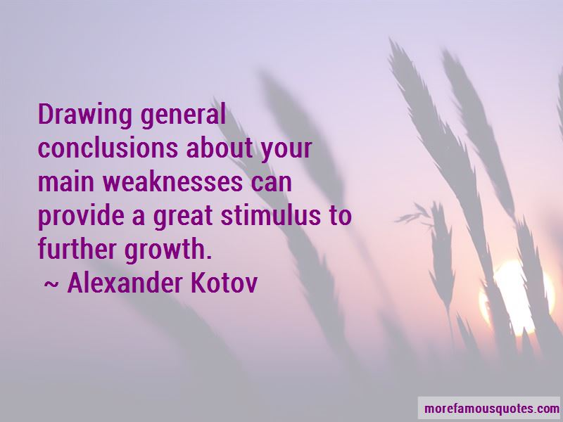 Alexander Kotov Quotes Pictures 2
