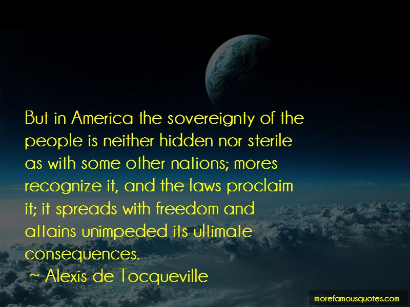 Alexis De Tocqueville Quotes Pictures 4