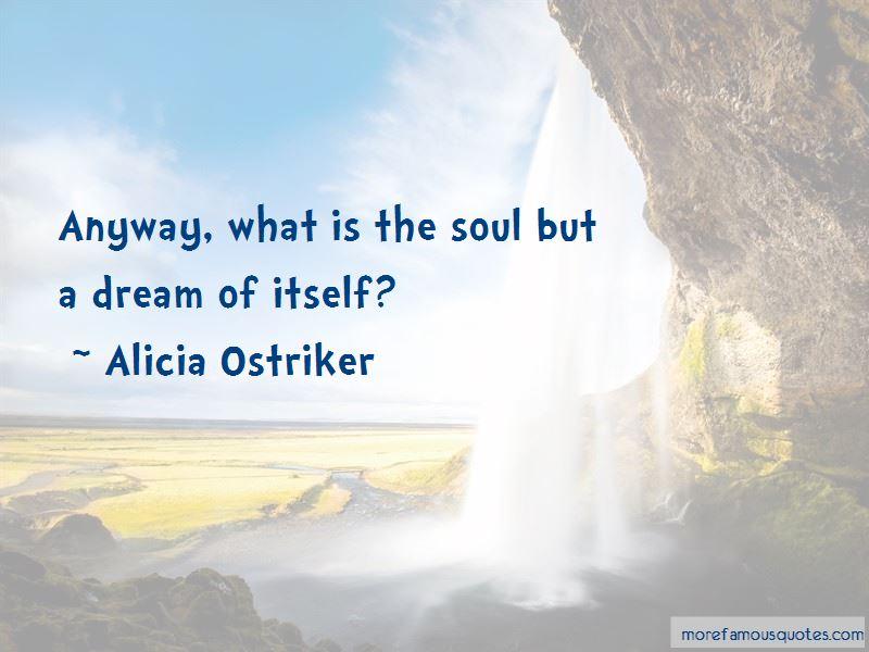 Alicia Ostriker Quotes Pictures 3