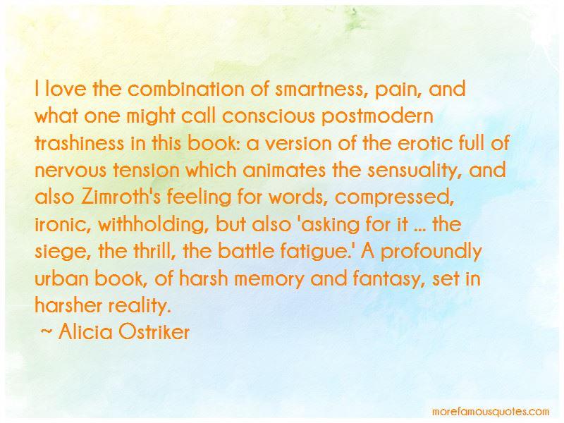 Alicia Ostriker Quotes Pictures 4