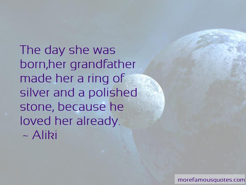 Aliki Quotes