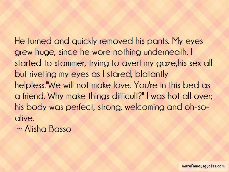 Alisha Basso Quotes Pictures 2