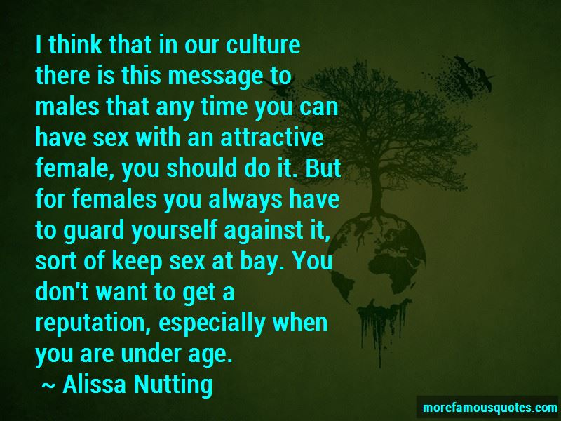 Alissa Nutting Quotes Pictures 3