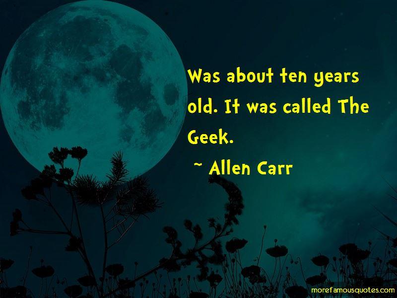 Allen Carr Quotes Pictures 2