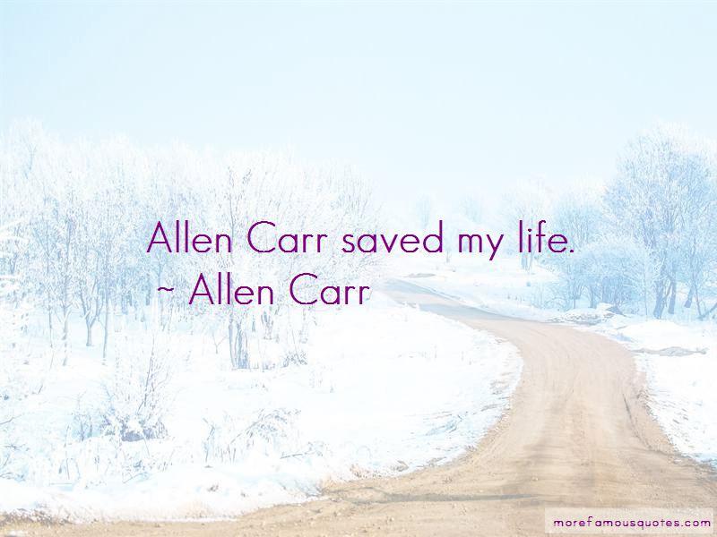 Allen Carr Quotes Pictures 3