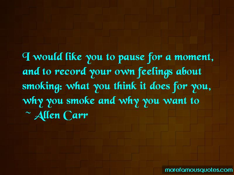 Allen Carr Quotes Pictures 4