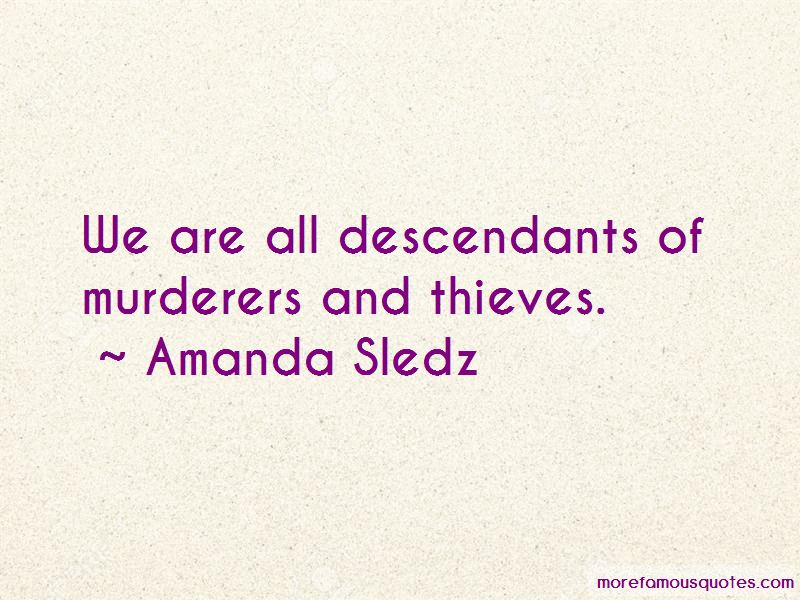 Amanda Sledz Quotes Pictures 3