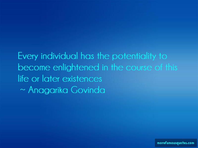 Anagarika Govinda Quotes